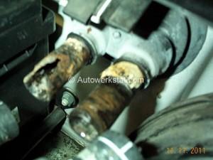 heater core rot