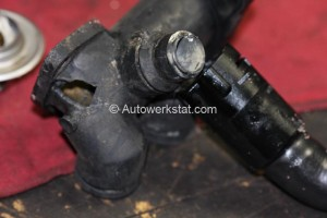 1.8t rear coolant flange fail