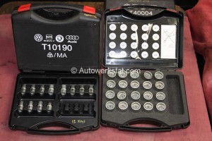 factory wheel lock kits